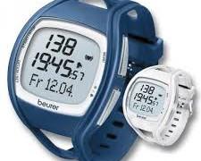 ساعت و نمایشگر ضربان قلب برند بیورر (beurer) مدل PM45