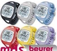 خرید ساعت و نمایشگر ضربان قلب برند بیورر (beurer) مدل PM45