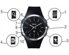 خرید ساعت فعالیت برند بیورر مدل AW85 beurer
