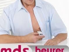 خرید دستگاه نوار قلب برند بیورر مدل BEURER ME80