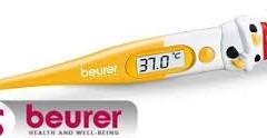 تب سنج دیجیتال کودک برند بیورر (beurer) مدل BY11