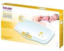 خرید ترازوی کودک برند بیورر (beurer) مدل BY80