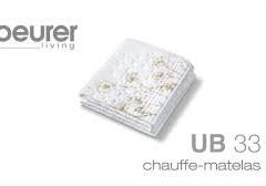 تشک برقي برند بیورر (beurer) مدل UB33