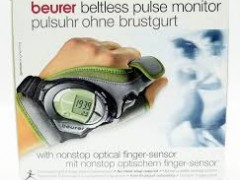 ساعت  و نمایشگر ضربان قلب برند بیورر (beurer) مدل PM100