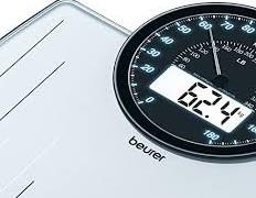 ترازوی شیشه ای برند بیورر (beurer) مدل GS58