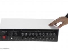 خرید دستگاه فیزیوتراپی برجیس 125 هرتز 10 کاناله فارادیک