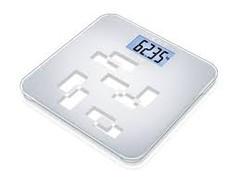 ترازو شیشه ای برند بیورر مدلGS 420 tara beurer