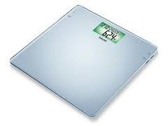 ترازو شیشه ای تشخیصی برند بیورر مدل GS42 BMI beurer