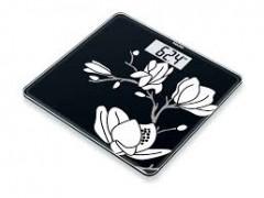 ترازو شیشه ای بیورر مدل GS 211 magnolia beurer