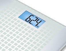 خرید ترازو شیشه ای برند بیورر مدل GS 206 Squares beurer