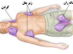 تشک ضد درد آنارام