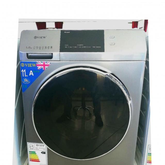 ماشین لباسشویی ویو سفید مدل TQG110 – T514ES