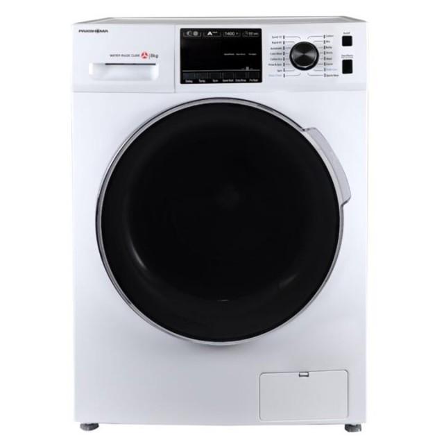 ماشین لباسشویی 8 کیلویی پاکشوما سفید مدل TFU-84407