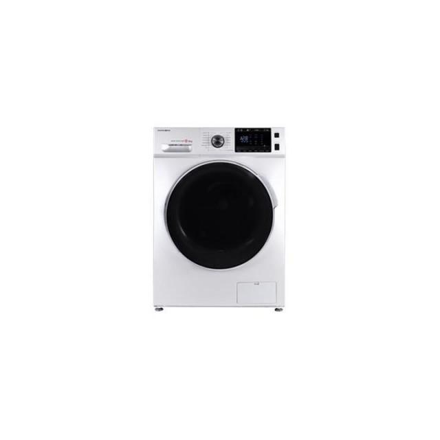 ماشین لباسشویی پاکشوما نقره ای مدل TFU-84406 ظرفیت 8 کیلوگرم