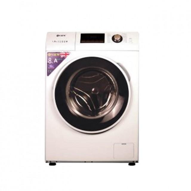 ماشین لباسشویی ویو سفید مدل TQ80 – T512E