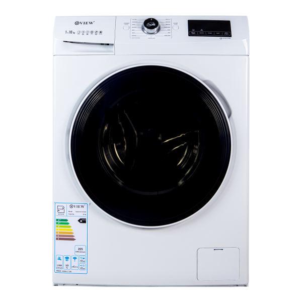 ماشین لباسشویی ویو سفید مدل TQGN1010-T612 EW