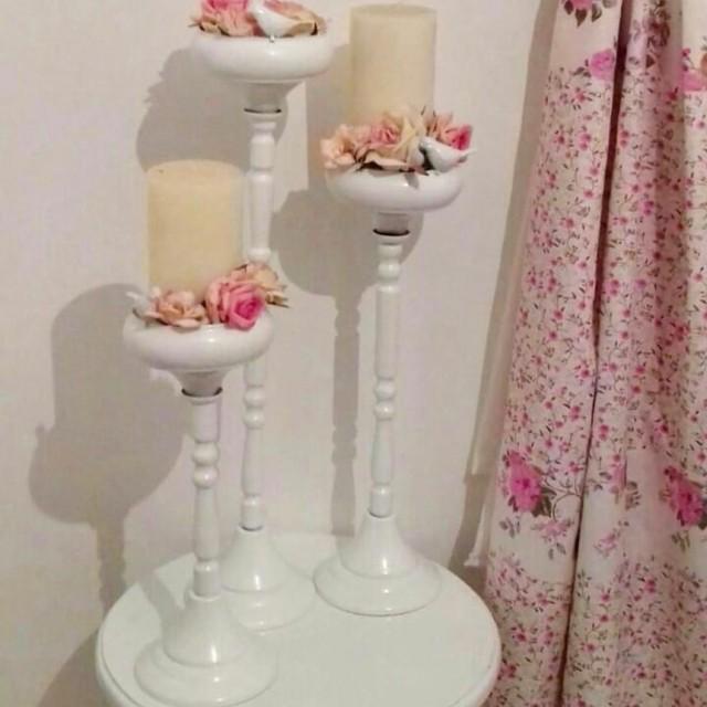 شمعدان سه تایی سوفیا