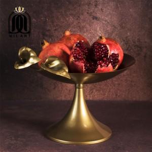ظرف میوه گل شیپوری