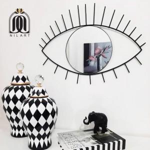 آینه چشم دیواری
