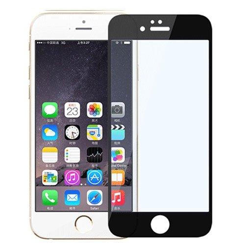 محافظ صفحه نمایش شیشه ای مشکی +Apple iPhone 6 CPE