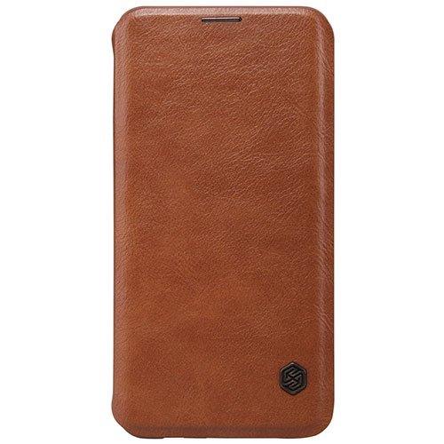 کیف چرمی Samsung Galaxy S6 Edge Plus Qin