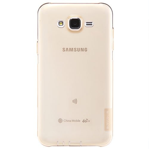 محافظ ژله ای Samsung Galaxy J5 Nature