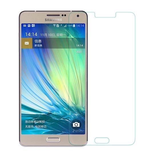 محافظ صفحه نمایش شیشه ای +Samsung Galaxy A7 Amazing H