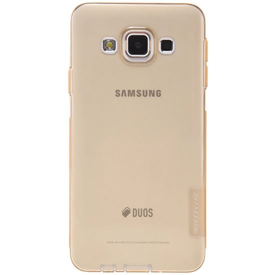 محافظ ژله ای Samsung Galaxy A3 Nature