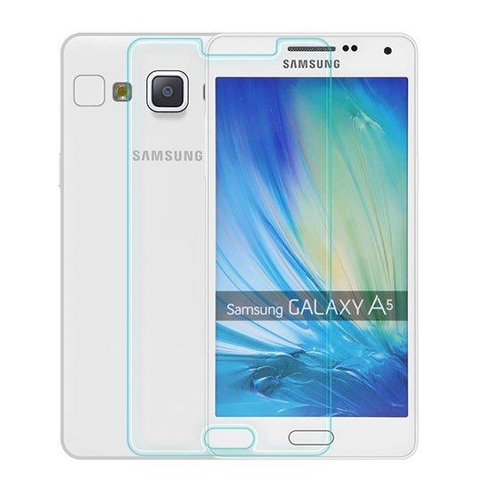 محافظ صفحه نمایش شیشه ای +Samsung Galaxy A5 Amazing H