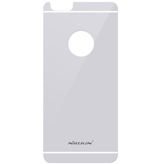 محافظ شیشه ای پشت گوشی نقره ای +Apple iPhone 6 Plus Amazing H