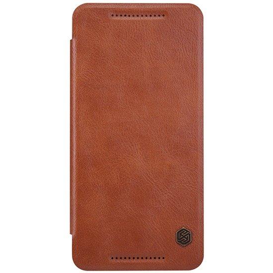 کیف چرمی HTC ONE E9 Plus Qin