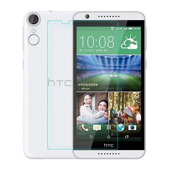 محافظ صفحه نمایش شیشه ای +HTC Desire 820 Amazing H