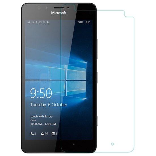 محافظ صفحه نمایش شیشه ای +Microsoft Lumia 950 Amazing H