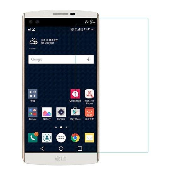 محافظ صفحه نمایش شیشه ای LG V10 Amazing H
