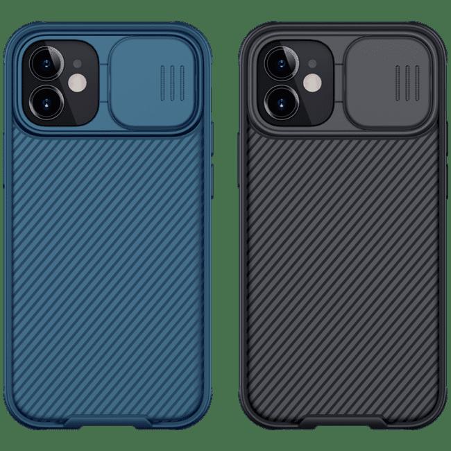 قاب محافظ نیلکین آیفون iphone 12 mini Nillkin CamShield Case