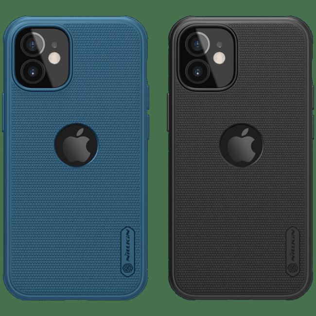 قاب محافظ فراستد مگنتی نیلکین آیفون Nillkin Frosted Shield Pro Magnetic Case iPhone 12 mini