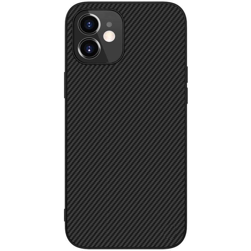 قاب محافظ فیبر آیفون ۱۲ مینی - Nillkin iPhone 12 mini Synthetic Fiber