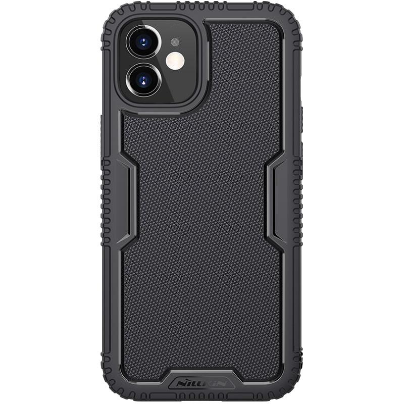قاب محافظ ضد ضربه آیفون ۱۲ مینی - Nillkin iPhone 12 mini Tactics TPU Protection Case