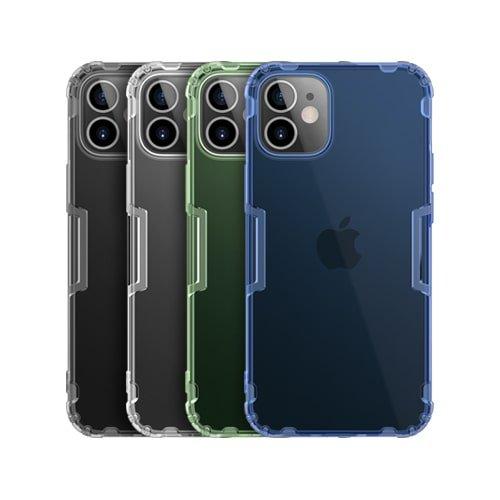 محافظ ژله ای نیلکین آیفون 12 مینی - Nillkin iPhone 12 mini Max TPU case