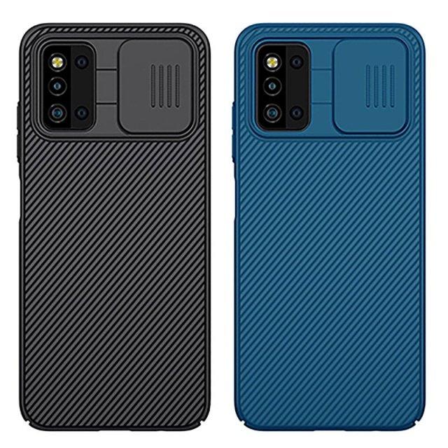 قاب محافظ نیلکین سامسونگ Nillkin CamShield Pro CaseSamsung  samsung Galaxy F52 5G