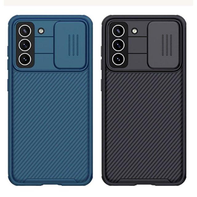 قاب محافظ نیلکین سامسونگ Samsung Galaxy S21 FE 2021 CamShield Pro Case