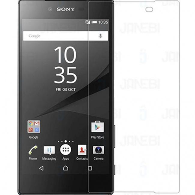 محافظ صفحه نمایش Sony Xperia Z5 Premium Bright diamond protective film