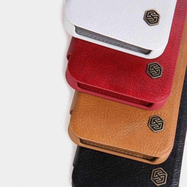 کیف محافظ نیلکین Nillkin Qin leather case For ihpone SE