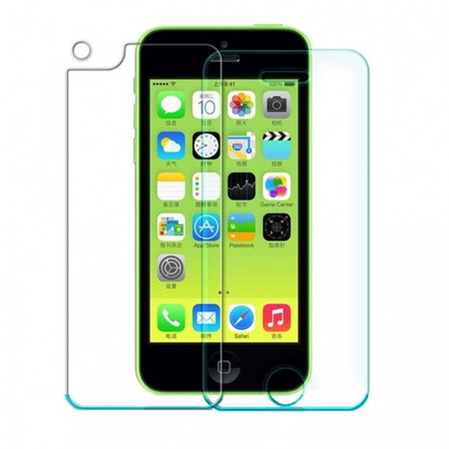 محافظ صفحه نمایش نیلکین Nillkin Amazing H+ Nanometer Anti-Explosion Tempered Glass Screen Protector For iphone 5c