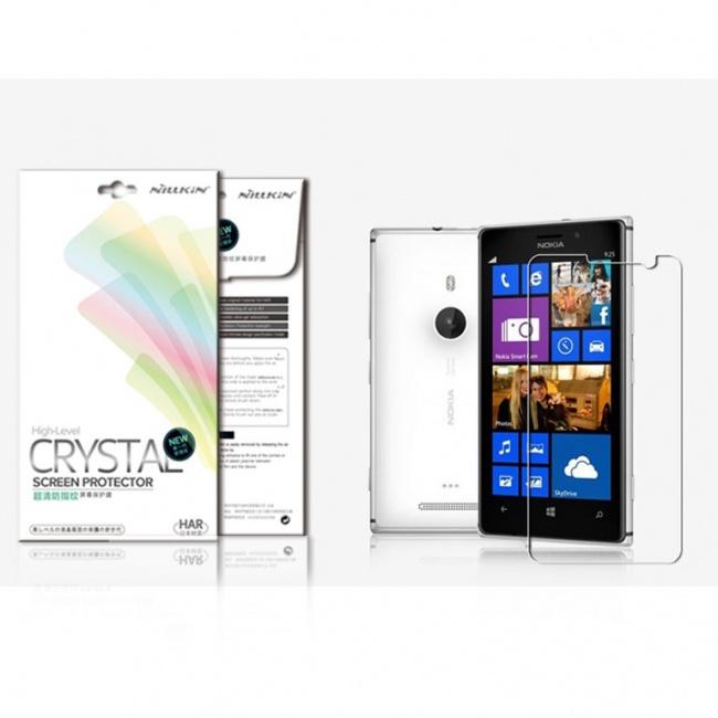 محافظ صفحه نمایش Lumia 925T Super Clear Anti-fingerprint