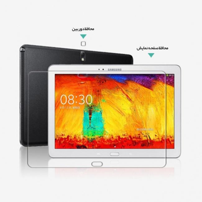 محافظ صفحه نمایش نیلکین Nillkin Super Clear Protective Film For Samsung Galaxy Note 10.1