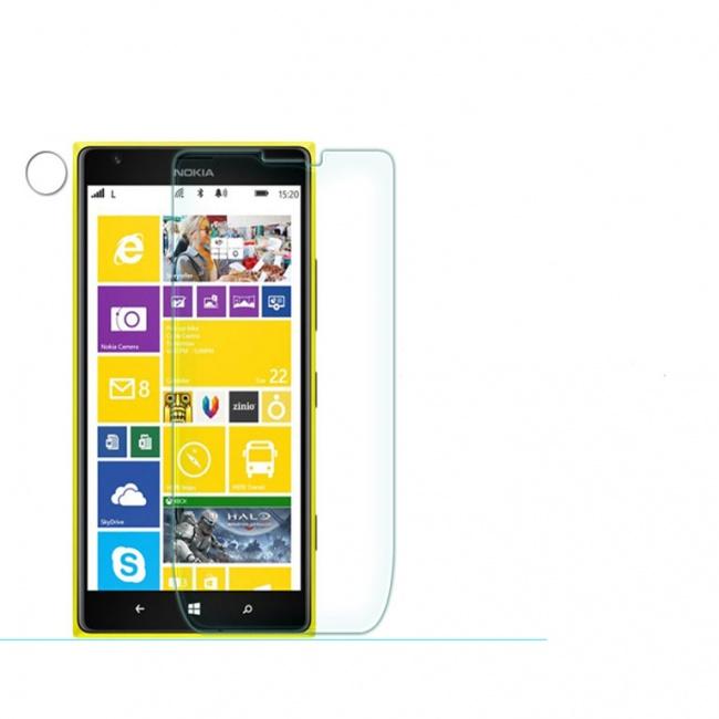 محافظ صفحه نمایش شیشه ای Nokia Lumia 1520 H Anti-Explosion Glass