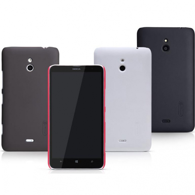 قاب محافظ Nokia Lumia 1320 Super Frosted Shield