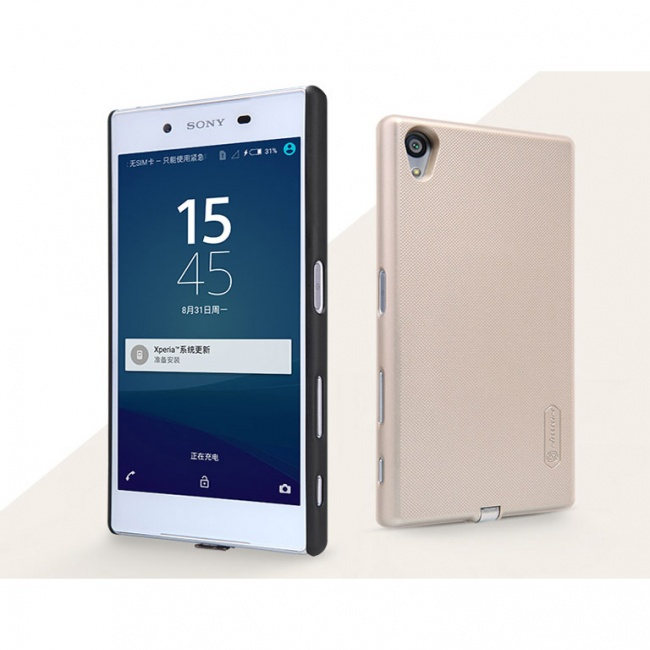 قاب محافظ نیلکین سونی Sony Xperia Z5 Premium Magic case -Wireless charging