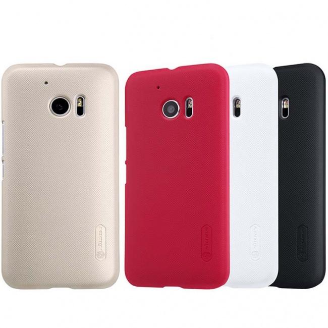 قاب محافظ نیلکین HTC 10(10 Lifestyle) Super Frosted Shield